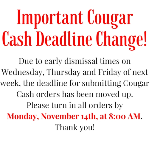 Z. Cougar News/Cougar Cash Reminder!.jpg