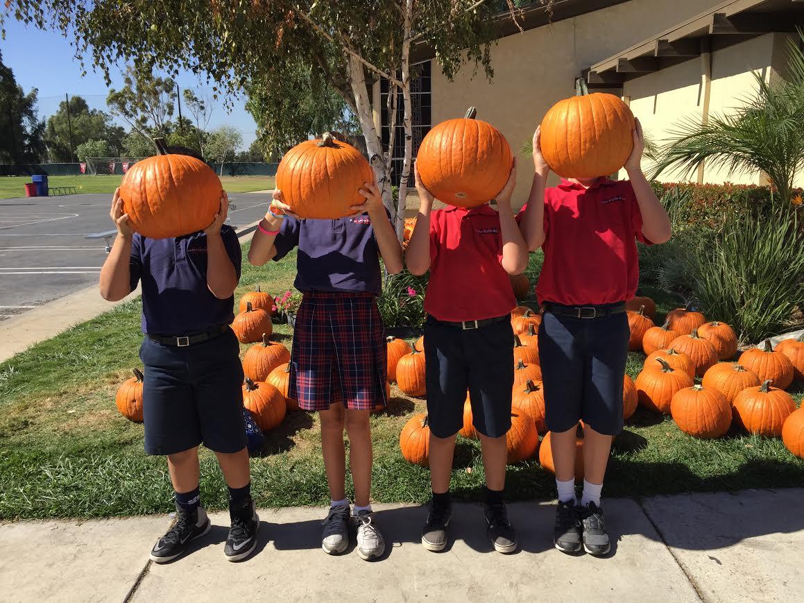 Z. Cougar News/halloween kids.jpg