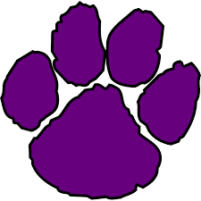Clip Art/panther paw outline.png